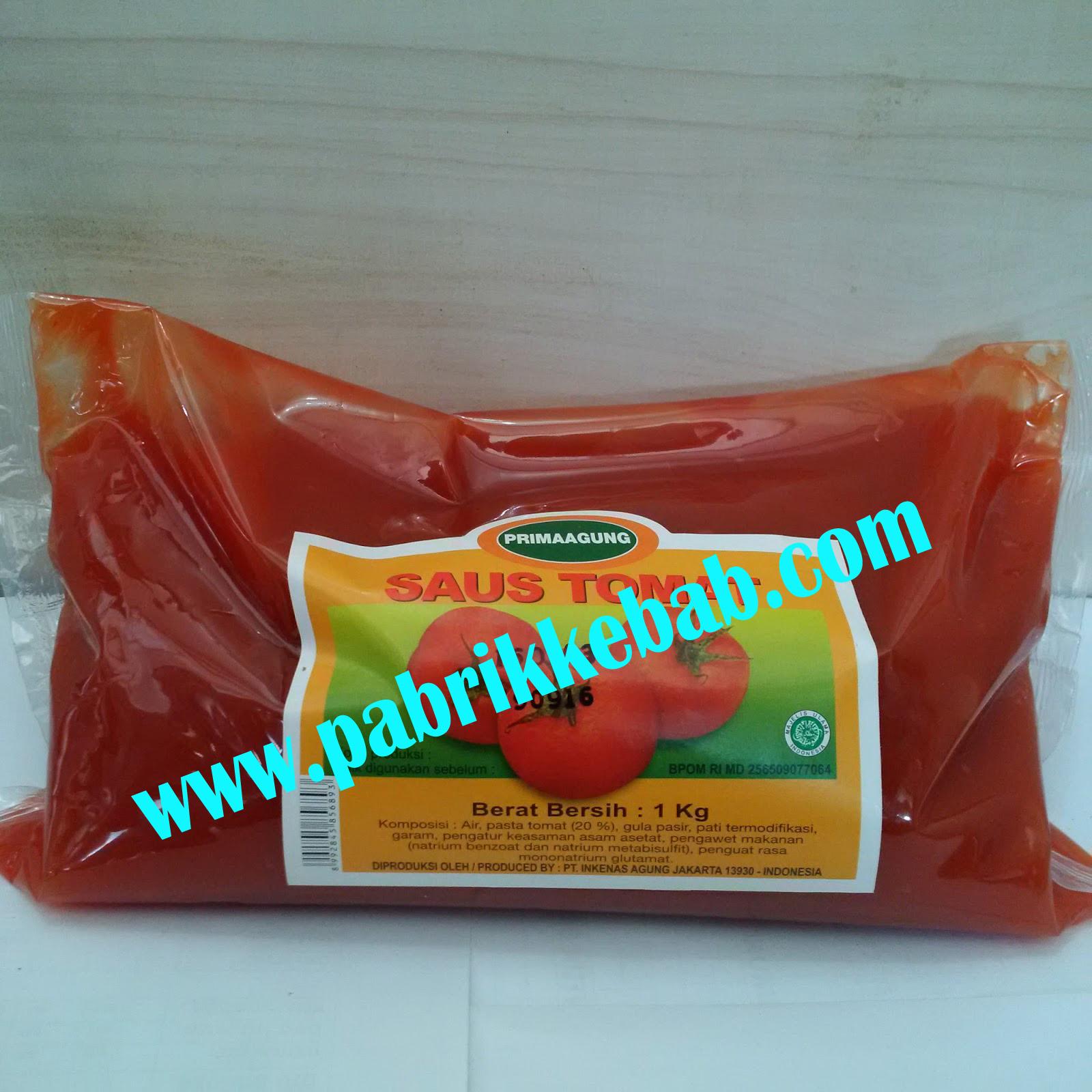 saus tomat prima