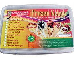 kebab frozen
