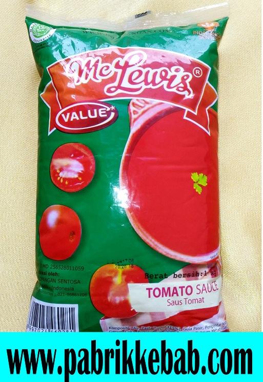 saos tomat mc lewis