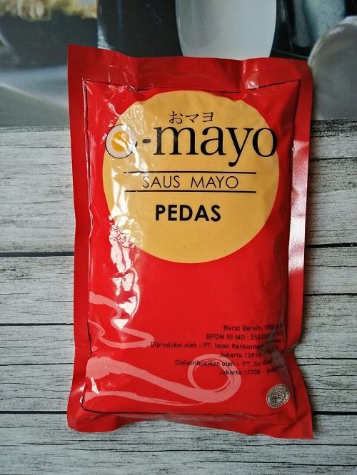 Saos Mayo Pedas