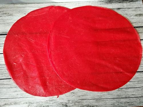 tortilla merah