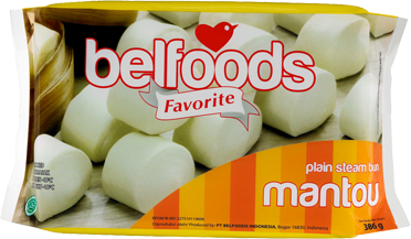 Mantou-Plain-386g