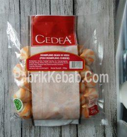 cedea fish dumpling