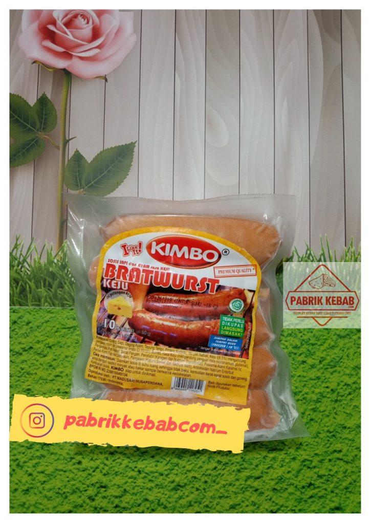 Kimbo Sosis Sapi
