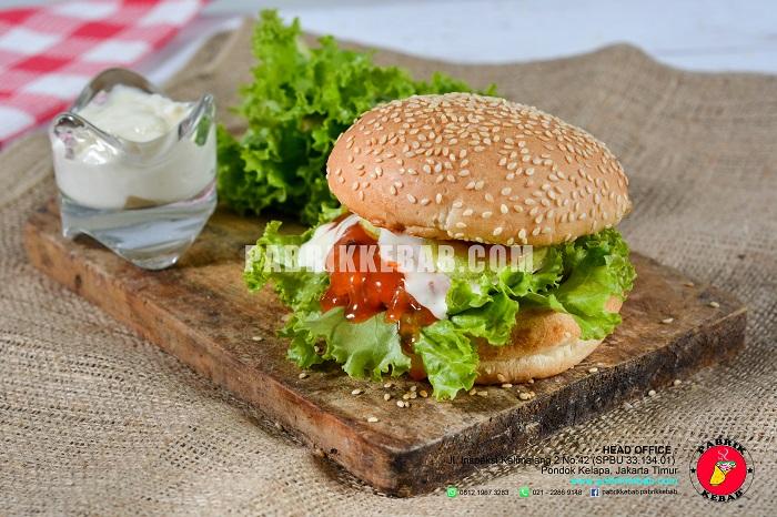 Peluang Usaha Burger Di Rumahan