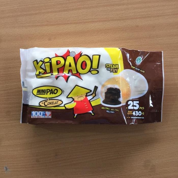 Kipao Coklat Isi 25 | 081219673283 | Pabrik | Produsen ...